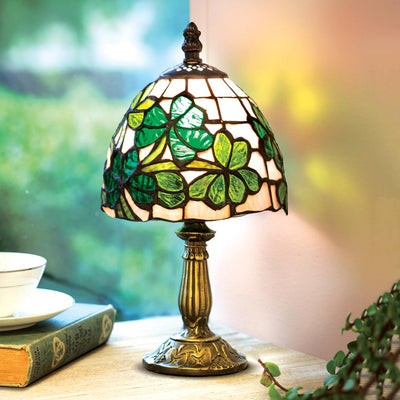 Small Shamrock Lamp