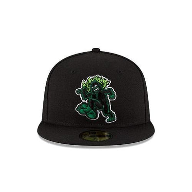 Eugene Emeralds New Era On-Field Home Fitted Cap