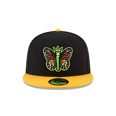 Eugene Emeralds New Era Los Monarcas On-Field Fitted Cap