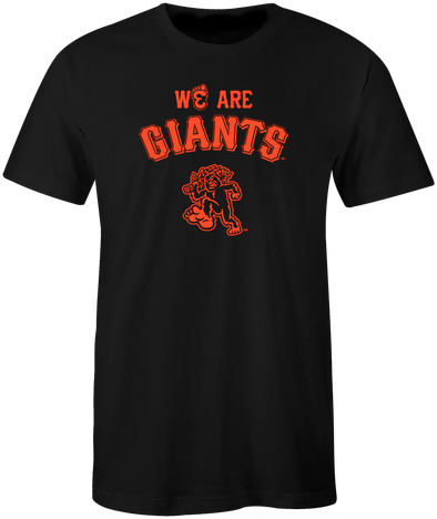 Eugene Emeralds We Are Giants Tee