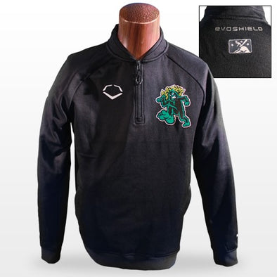 Eugene Emeralds Men's EvoShield Quarter Zip
