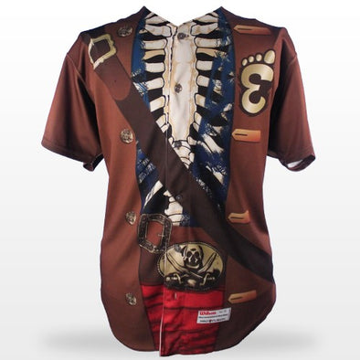 Eugene Emeralds Specialty Pirate Jersey
