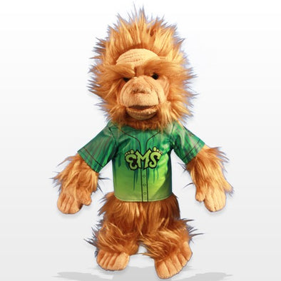 Eugene Emeralds Rally Squatch Plush Doll