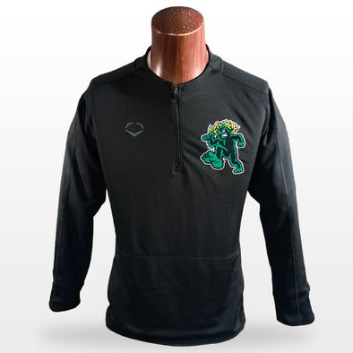Eugene Emeralds Women's EvoShield Quarter Zip