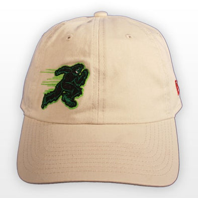 Eugene Emeralds Running Squatch Dad Cap