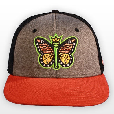 Eugene Emeralds Orange Bill Monarcas Cap