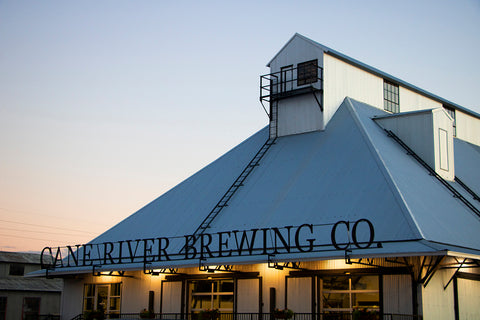 Cane River Brewing Co. in Natchitoches, Louisiana