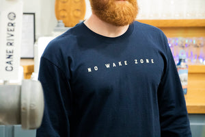 CRB No Wake Zone Tee
