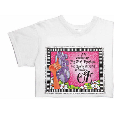 Big Girl Panties T-Shirt