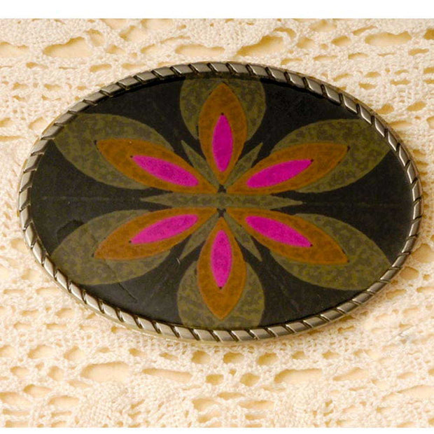 Home Grown Belt Buckle