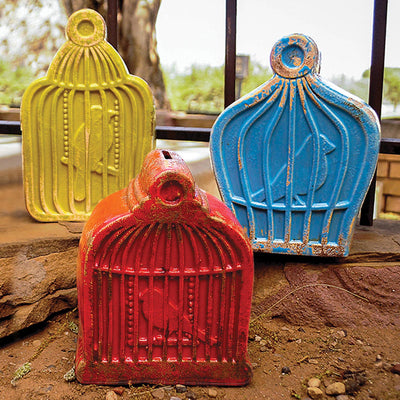 Bird Cage Banks