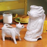 Pig Pitcher & Cow Creamer