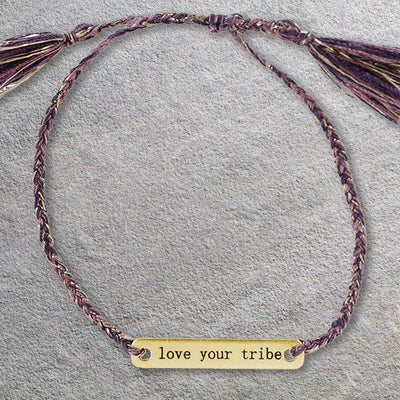 Love Your Tribe Joy in a Jar Bracelet