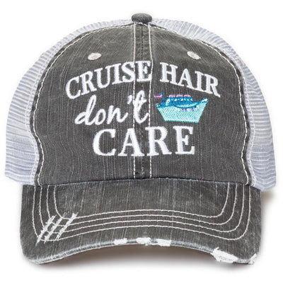 Cruise Hair Hat