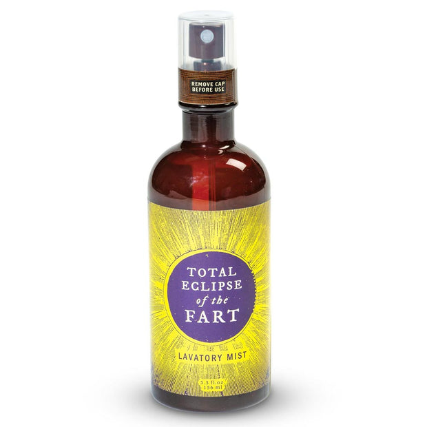 Eclipse of the Fart Lavatory Mist