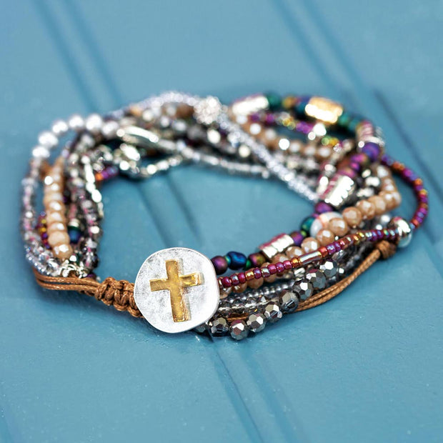 Your Journey Prayer Bracelet