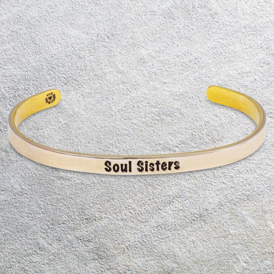 Soul Sisters Stackable Cuff