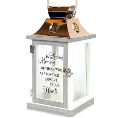 In Loving Memory LED Lantern