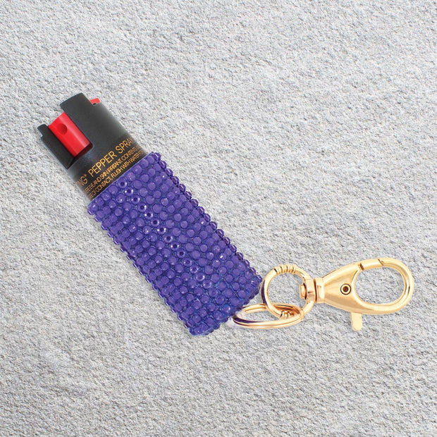 Purple Pepper Spray