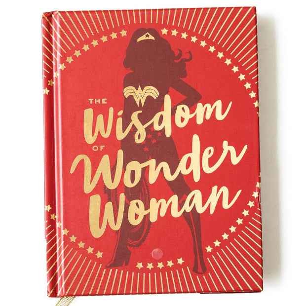 The Wisdom of Wonder Woman