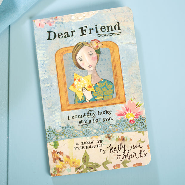 Dear Friend Gift Book