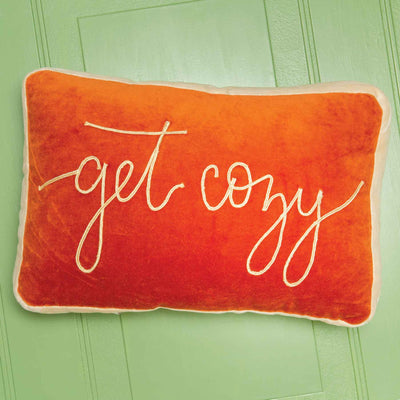 Get Cozy Pillow