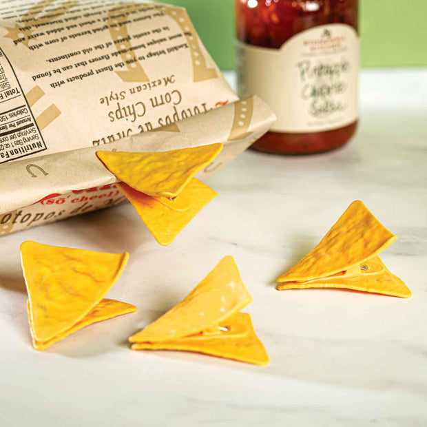 Tortilla Chip Clips