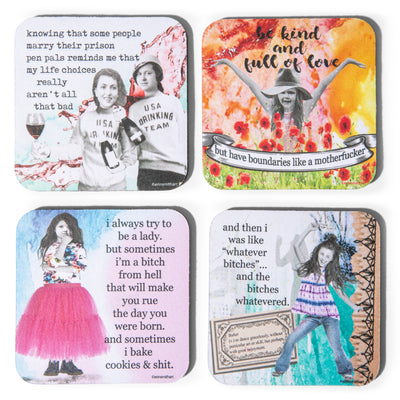 Erin Smith Coaster Set