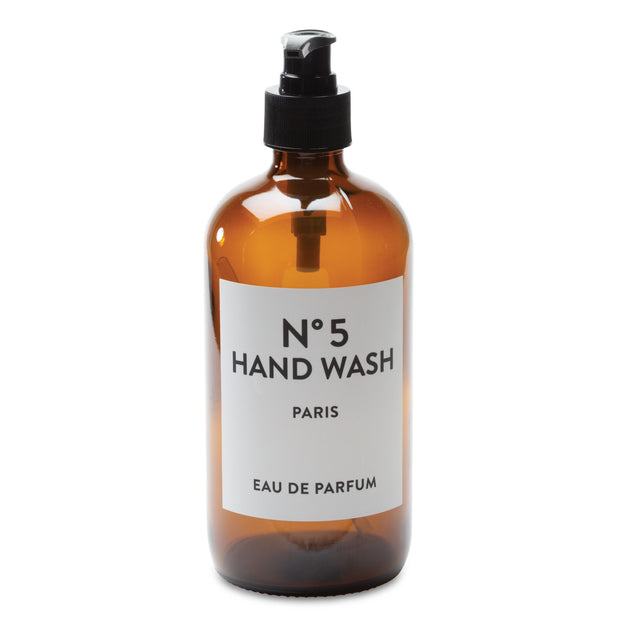No. 5 Hand Wash Bottle