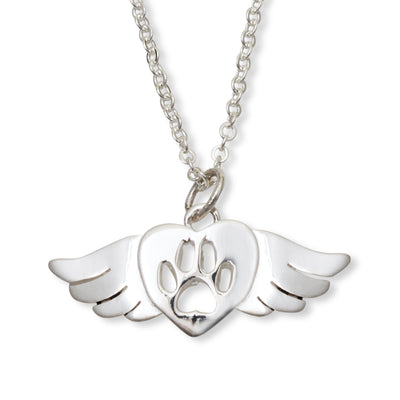 Paw Wings Necklace