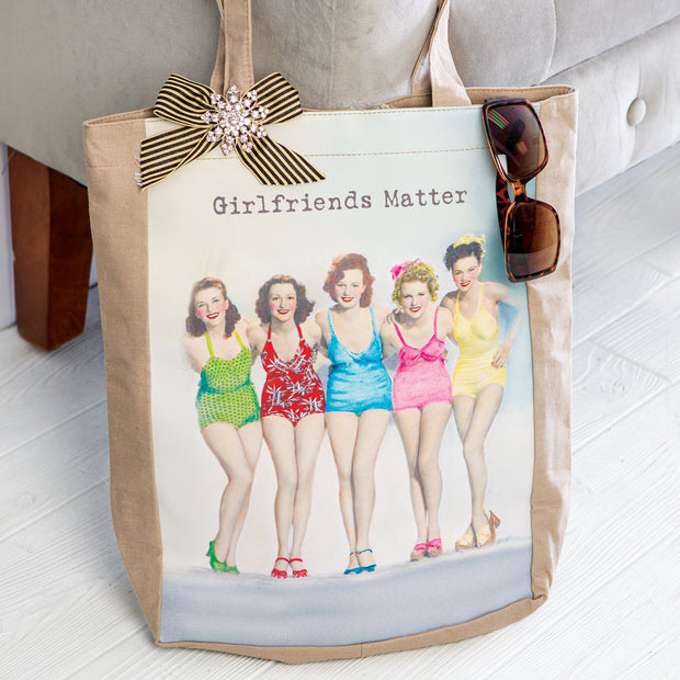 Girlfriends Matter Tote