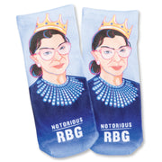 Notorious RBG Ankle Socks