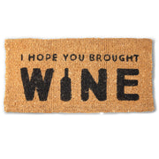 Brought Wine Mat