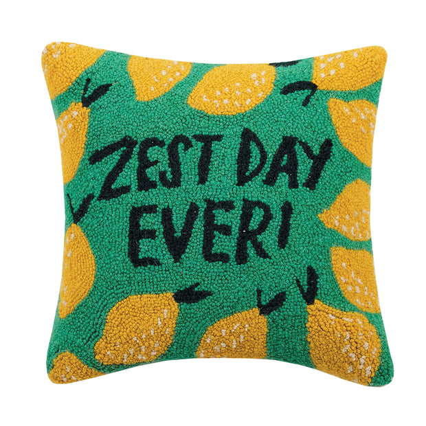 Zest Day Ever Pillow