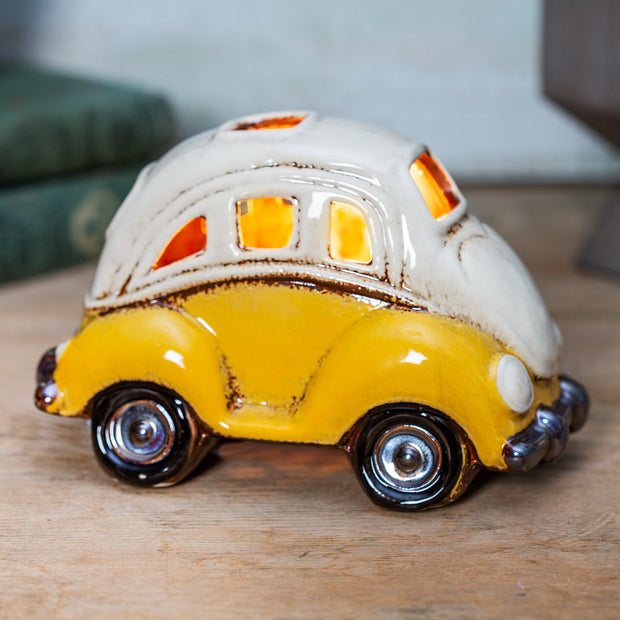 Ceramic VW Bug Night Light