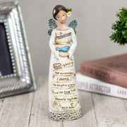 Remembrance Angel Figurine