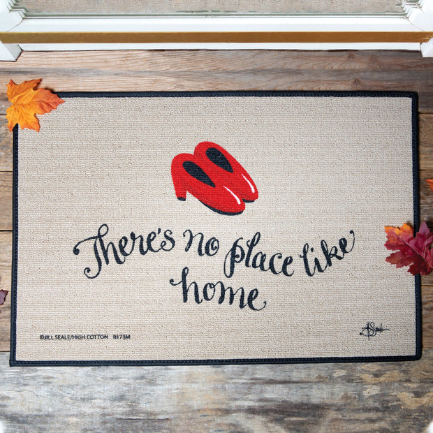 No Place Like Home Mat