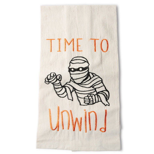 Time To Unwind Towel