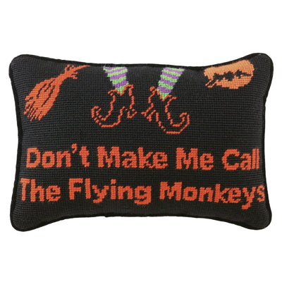 Flying Monkeys Pillow