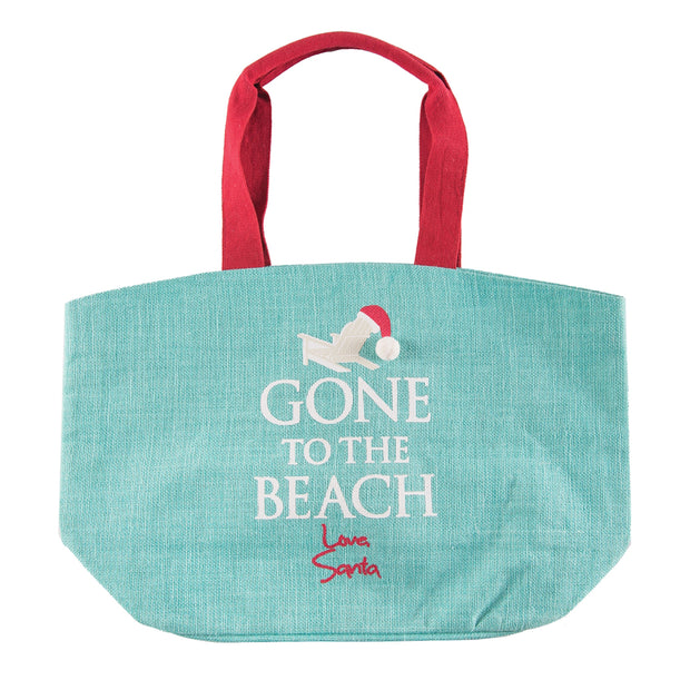 Gone To The Beach Tote Bag