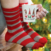 Gnome Sock & Mug Set
