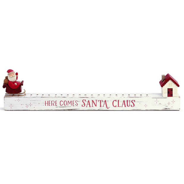 Here Comes Santa Claus Countdown