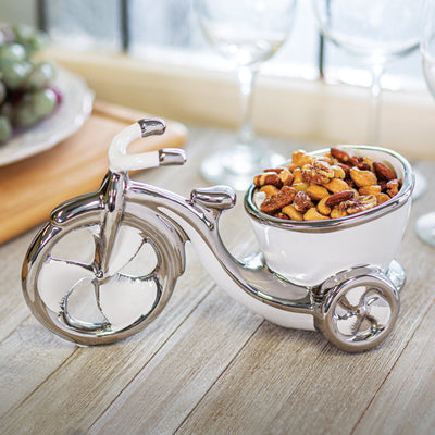 Tricycle Snack Bowl
