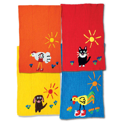Miss Mavis Handmade Towels