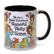 Wonderful Wacky Women Mug