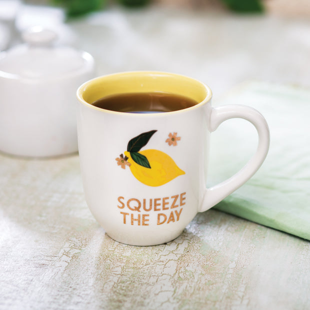 Squeeze the Day Mug