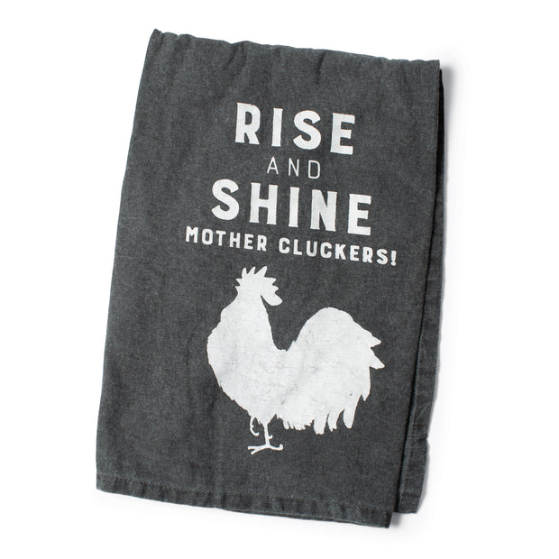 Mother Cluckers Towel