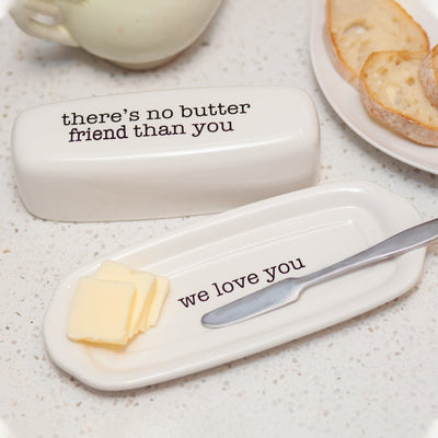 Butter Friend Dish