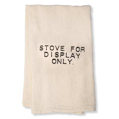 Display Only Towel
