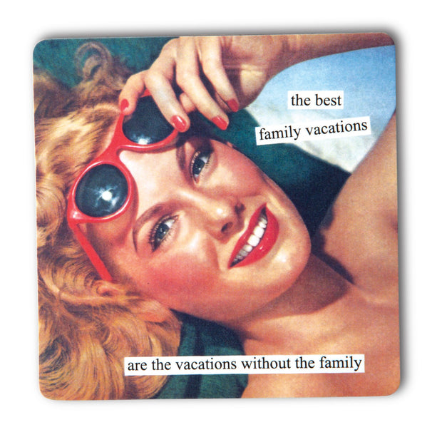 Family Vacation Magnet